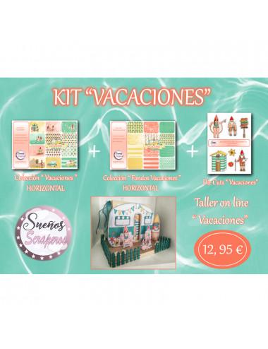 "Kit ""Vacaciones"" HORIZONTAL"