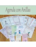 Relleno Agenda Formato con...