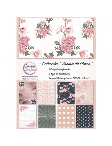 """Colección """"Aroma de Flores"""""""