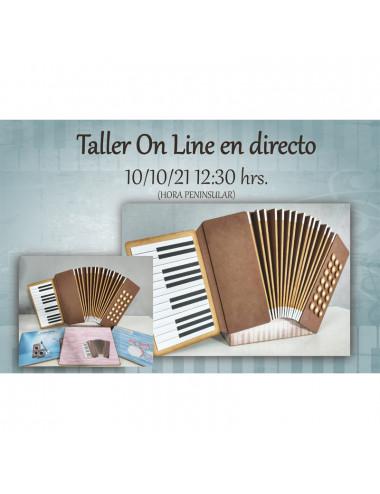 "Taller on line ""Acordeón"""