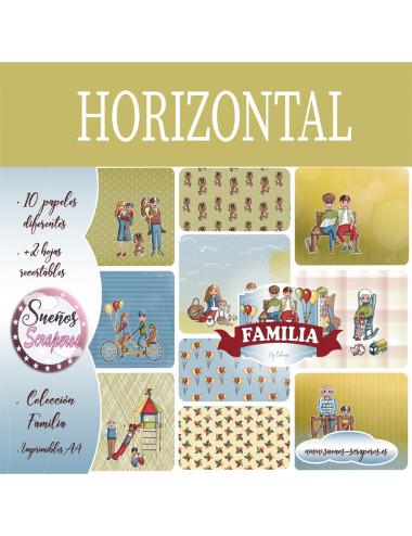 """Colección """"Familia"""" HORIZONTAL"""